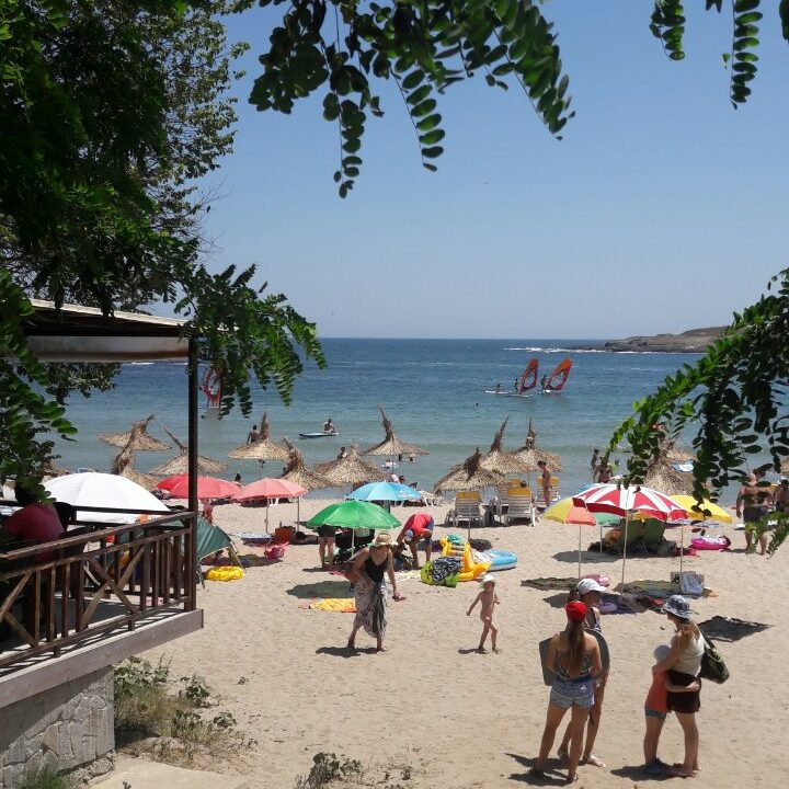 Централен плаж Лозенец